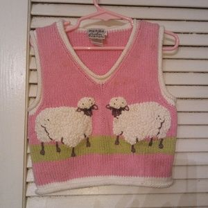 Other - Baby Girls vest sweater